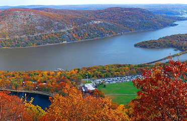 fall foliage theme cruise