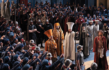 oberammergau passion play theme cruise